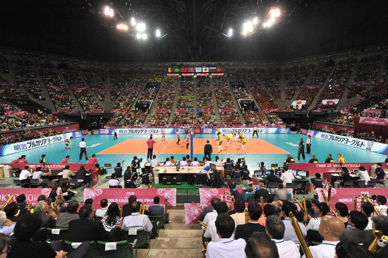 FIVB World Grand Prix 2015